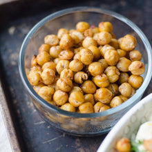 Curry Chickpea Crunch