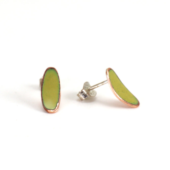 Alisha Louise Jewelry - Petal Stud Earrings
