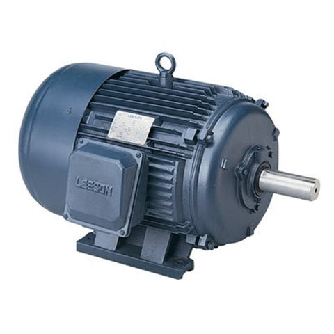 "Coburn 10HP 3 Phase Motor 215T Frame, 1 3 / 8"" Shaft - 1800 RPM"