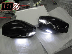 Avest Style2 LED Side Mirrors