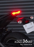 MT09 TRACER 2015~ Smoked Tail Lamp