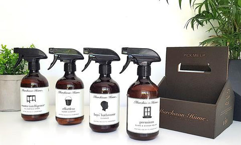 Clean Starter Kits- The 4 pack caddy- Original Fig