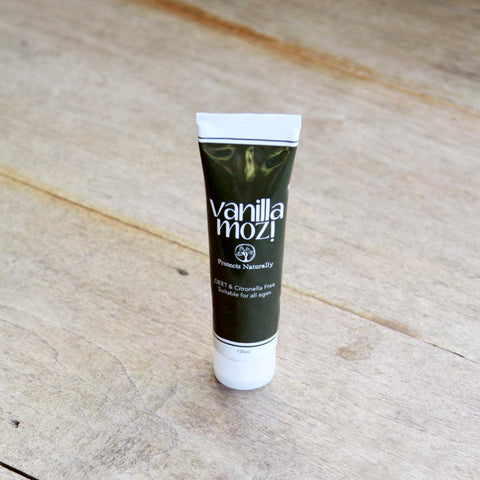 Vanilla Mozi skin cream-125mL