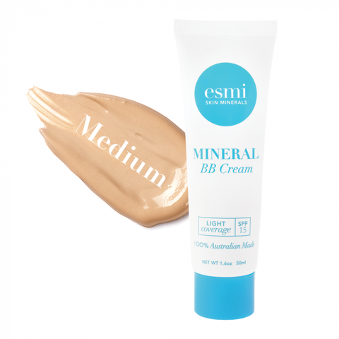 Mineral BB Cream- Medium