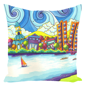 Lakeside Collection Quinsig 1 Throw Pillows #DD0015