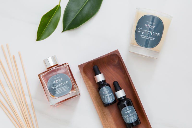 Lifestyle - Diffuser Fragrances and Candles