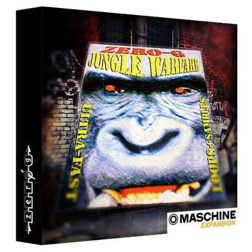 Jungle Warfare 1 - Maschine 2 Expansion