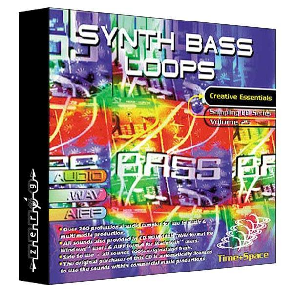 Synth Bass Loops
