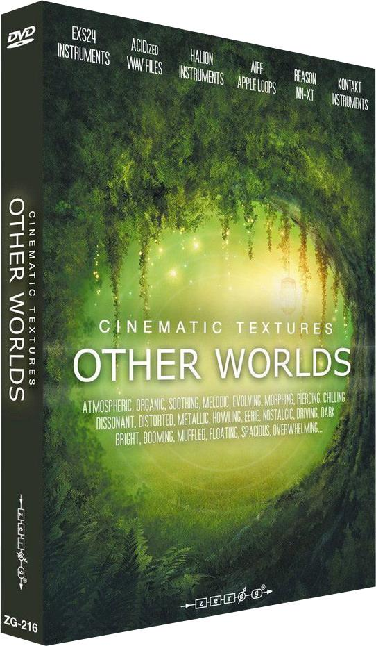 Other Worlds - Cinematic Textures