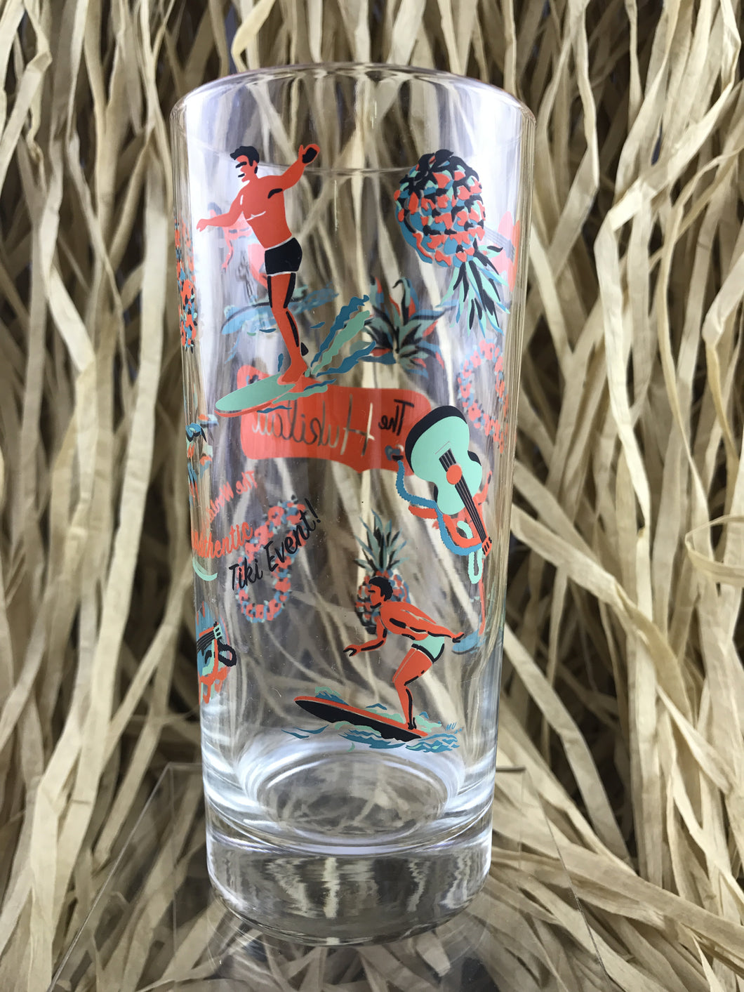 Michael Ulenkott Zombie Glass   Ltd Edition design for The Hukilau