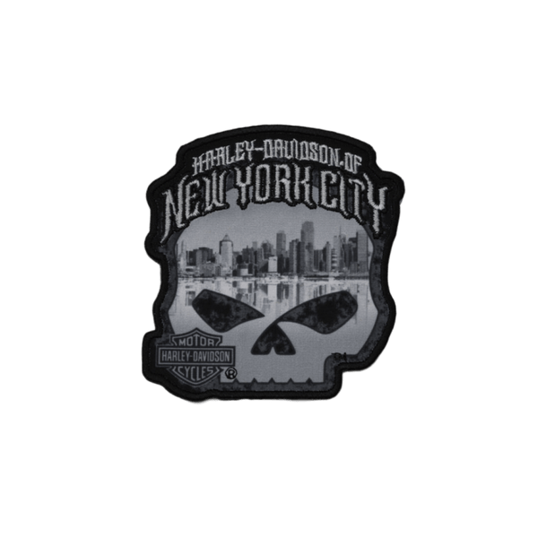 NYC Exclusive SKULLSKY PATCH