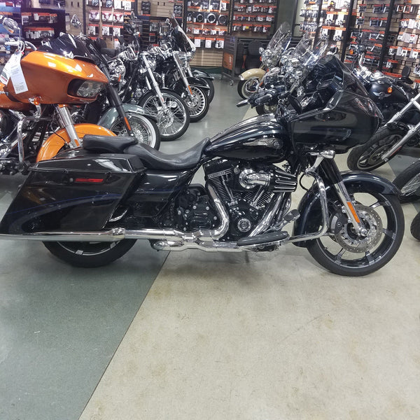 2013 PRE- OWNED HARLEY- DAVIDSON  CVO/ ANNIVERSARY  ROADGLIDE FLTRXSE2