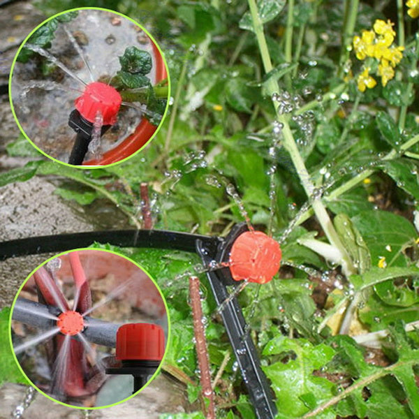 Adjustable Micro Irrigation Sprinklers Emitters