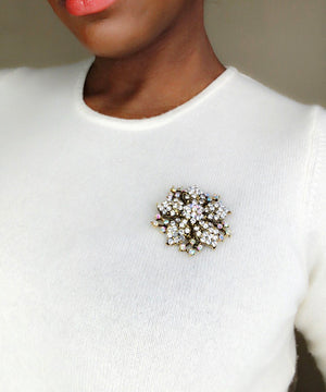Flower Bomb / Brooch