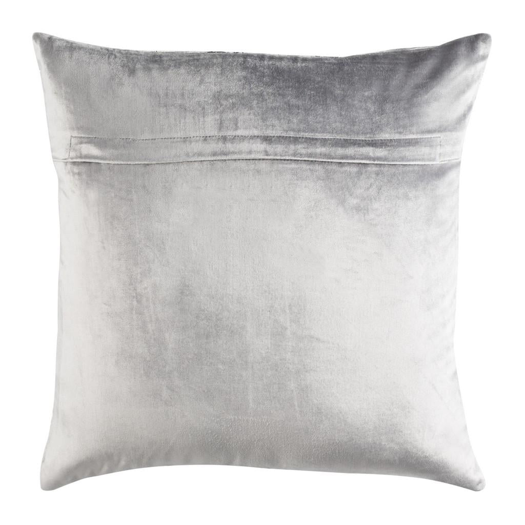 EDMEE METALLIC THROW PILLOW