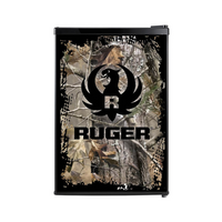 Ruger Fridge, Ruger Beer Fridge, Ruger Mini Fridge, Ruger Fridge Decals, Custom Fridge Wraps, Fridge Decals