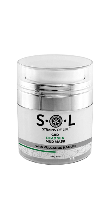 S•O•L CBD DEAD SEA MUD MASK