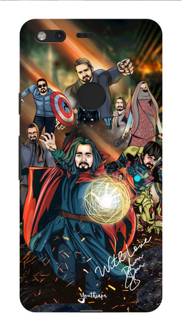 BB Saste Avengers Edition for Google Pixel XL