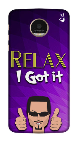 Sameer's Relax Edition for Motorola Z