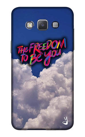 The Freedom To Be You Edition for Samsung Galaxy A5