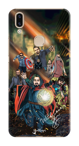 BB Saste Avengers Edition for Vivo V9