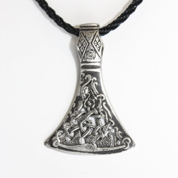 The Mammen Axe Pendant | The Medieval Store