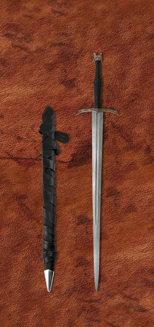 The Wolfsbane Sword Elite Series | The Medieval Store