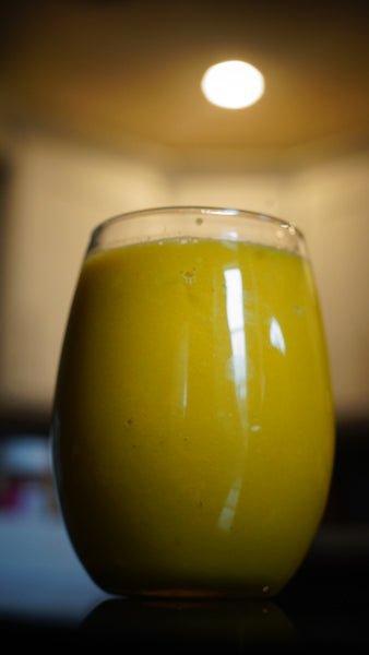 Good-For-You Turmeric Smoothie