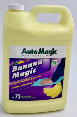 Auto Magic BANANA Magic 1Gal.