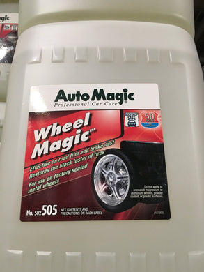 Auto Magic Wheel Magic 5Gal.