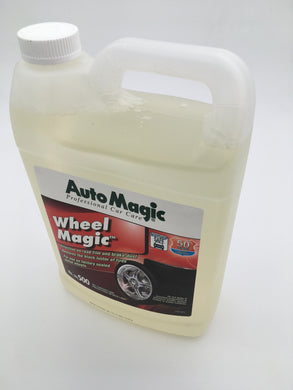 Auto Magic Wheel Magic 1Gal.