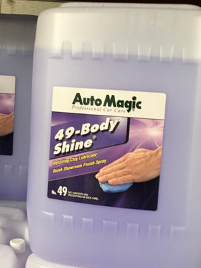 Auto Magic Body Shine #49 5Gal.