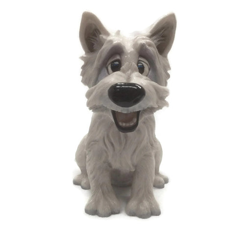West highland terrier figurine Statue ornament gift Doorstop,  westie, pets with personality