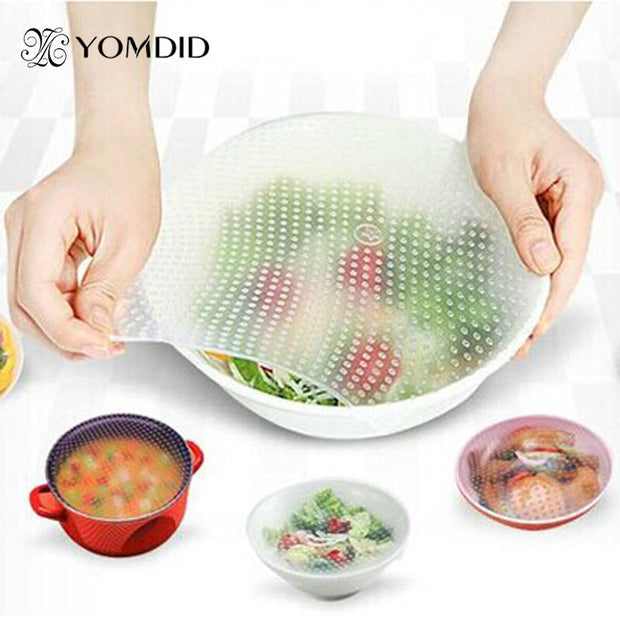 Innovative fresh food wrapper with multi-functional use