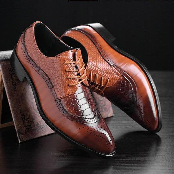 Luxury Fashion Men Dress shoes