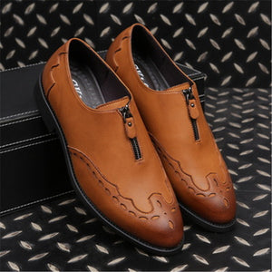 Braddock Cut a Sharp Point Men's Formal Shoes