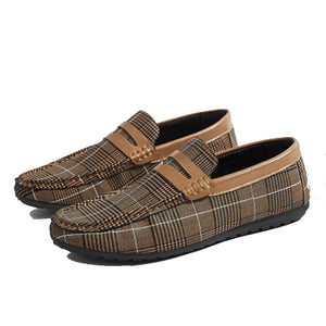 Men's Canvas Breathable Loafer
