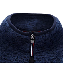 Pure Color Leisure Collar Men's Coat