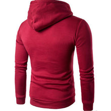 Letter Printing Leisure Cover Men's Hoodie