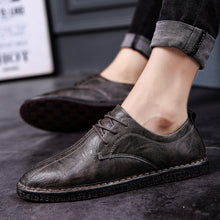 British Comfort Thin Bottom Men's Casual Shoes