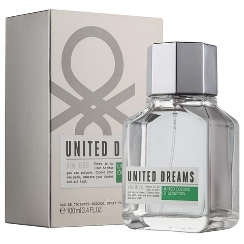 United Colors of Benetton United Dreams Aim High EDT For Men 100ml