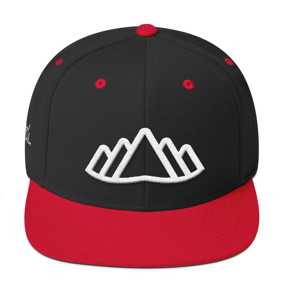 Ottawa Snapback - Beyond The Treeline Clothing - Hiking, Mountains, Camping, Outdoors, Shirts, Hoodie