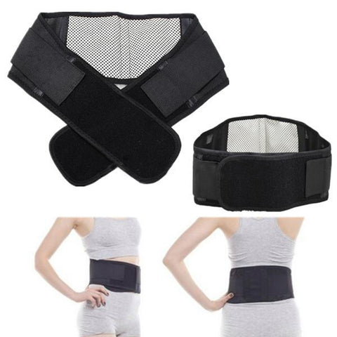 Adjustable Self-heating Back Pain Reliever Support Belt