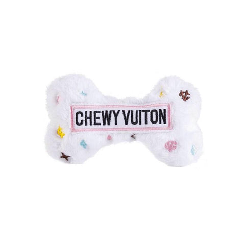 H/D White Chewy Vuiton Bone