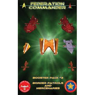 Federation Commander: Booster 3