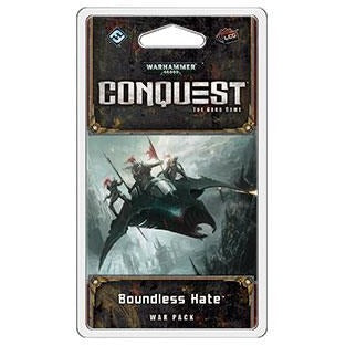 40K Warhammer: Conquest: Boundless Hate