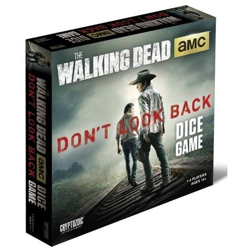The Walking Dead Competitive Dice Game: Don't Look Back