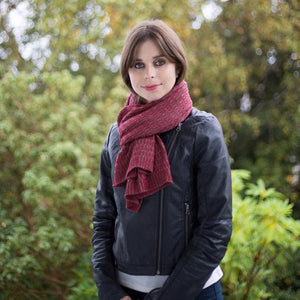 Mini Brick Large Scarf