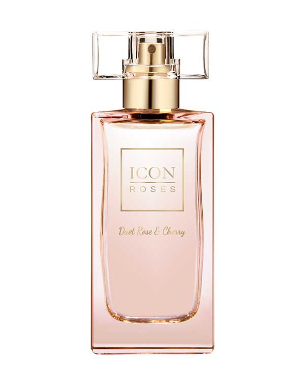 ICON ROSES  DUET ROSE & CHERRY 50ML