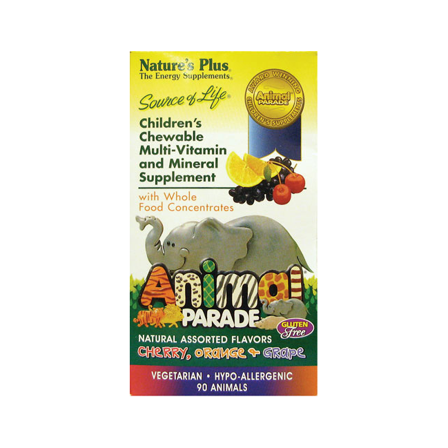 Source of Life Animal Parade Chewable Multi-Vitamin